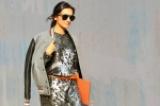 Пайетки – модный декор одежды