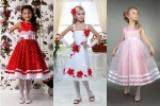 Детская мода лето 2014: самые нежные образы