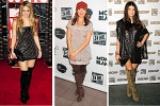 Модные ботфорты: с чем носить?